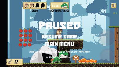 Screenshot from Dino Fun