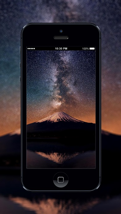 Universe HD Wallpaper: Free Space Themes screenshot three