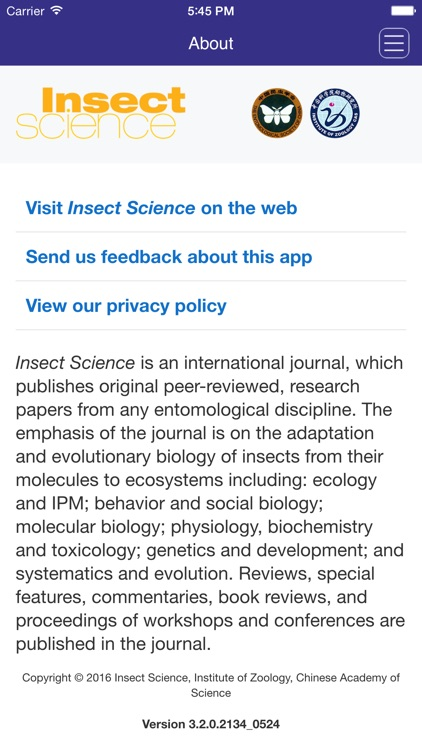Insect Science screenshot-4
