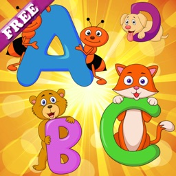 Alphabet Match Games for Toddlers and Kids : Learn English Numbers and Letters ! FREE app