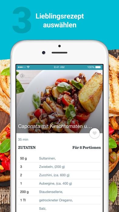 Kochen Und Backen App rezepte essen trinken kochen und backen app bewertung food