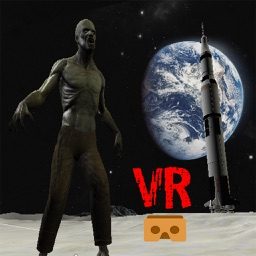 VR Moon Zombies 3D