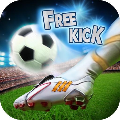 Flick Soccer Free Kick - GoalKeeper Football Manager