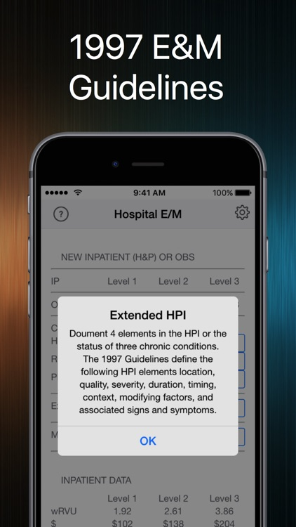 Hospital Medical Coding - RVU,HCPCS,and CPT codes screenshot-4