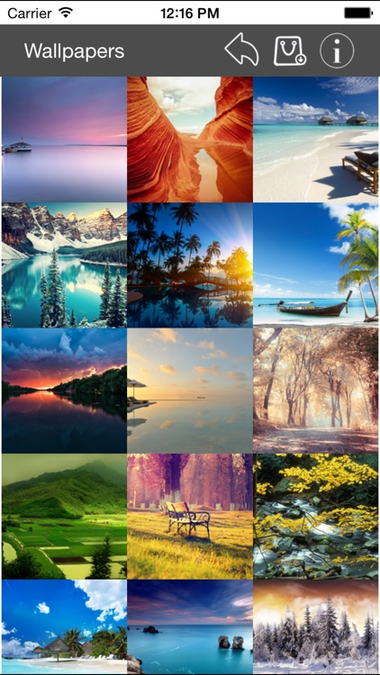 Wallpaper Collection Landscape Edition