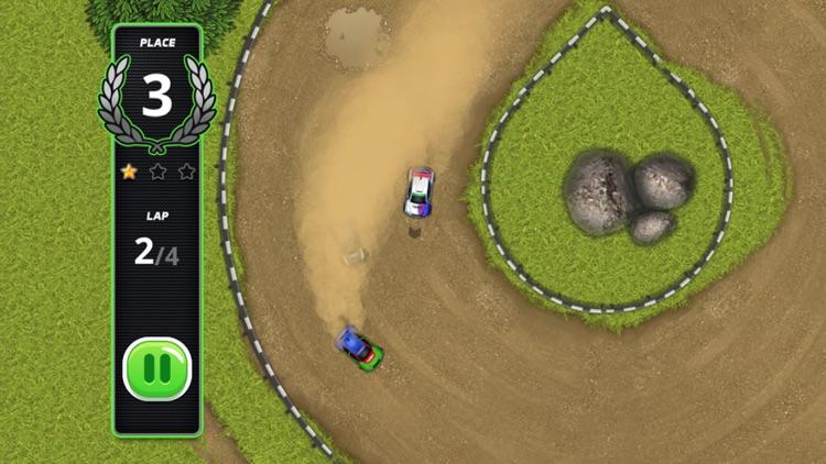 赛车大战3D:全民玩经典免费单机游戏 screenshot-3
