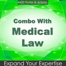 Combo with Medical Law