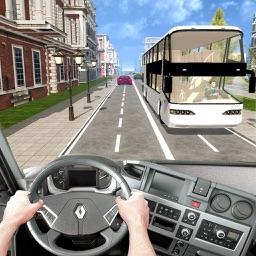 City Bus Pro Driver Simulator