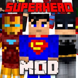 SUPER HERO MODS FOR MINECRAFT PC EDITION - MOD POCKET GUIDE