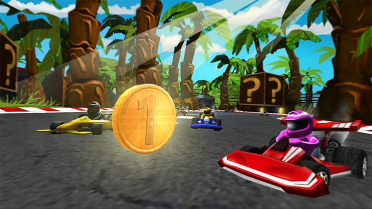Bomber Kart Racing! screenshot-1