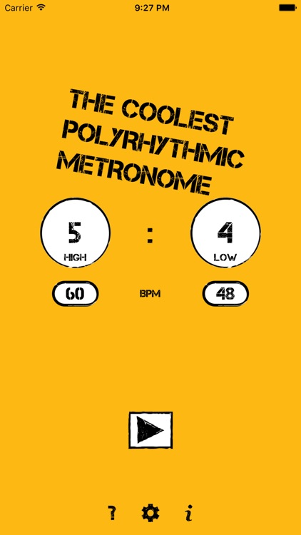 The Coolest Polyrhythmic Metronome