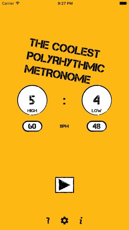 The Coolest Polyrhythmic Metronome