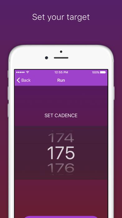 RunCadence Mobileのおすすめ画像3