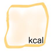 食パン 摂取カロリー計算アプリ ~無料で人気~