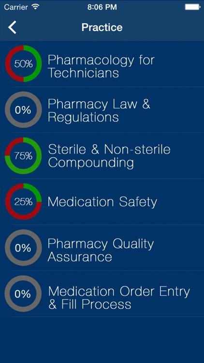 PTCE Pharmacy Technician Exam Practice Questions