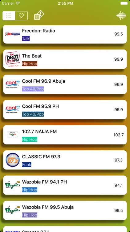 Radio Nigeria - The Most Popular AM - FM Radio Stations
