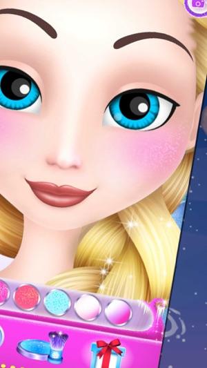 Beautiful Girl Eyes:Girl makeup games 4+