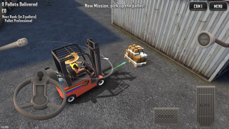 Extreme Forklifting 2 screenshot-1