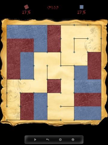 Точки и Квадраты - Классические Настольные Игры на iPad