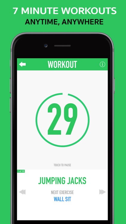 7 Minute Home Workouts - Full Body Workout and Fast Weight Loss by HIIT Exercises to Burn Fat