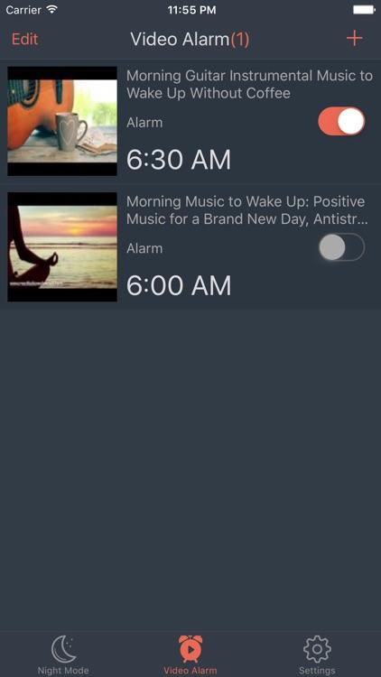 VidAlarm - Video Alarm for YouTube screenshot-0