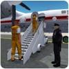 监狱囚犯飞机转运3D - 刑事飞行模拟游戏