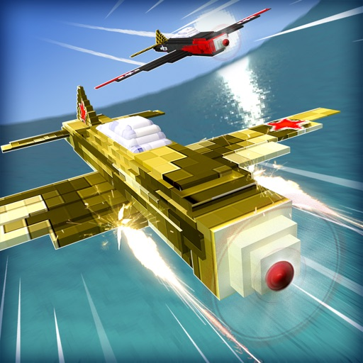 Fly the Sky . Conquer the Air Battle iOS App