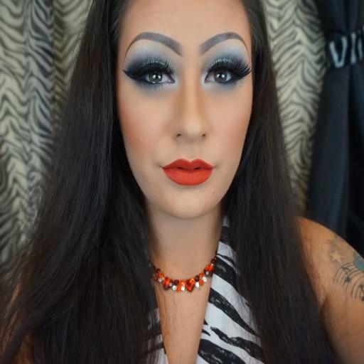 Paradise Rose Makeup