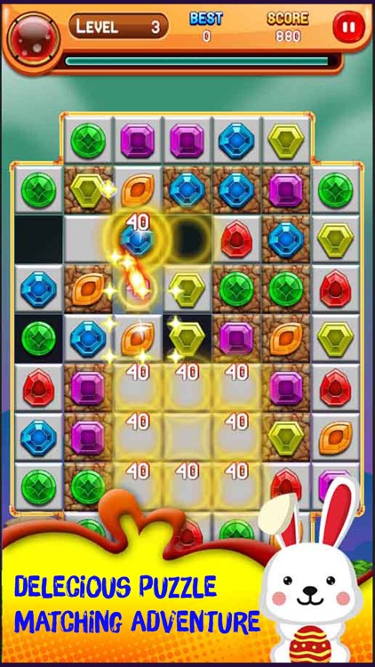 Match 3 Candy Jewel Blast screenshot-3
