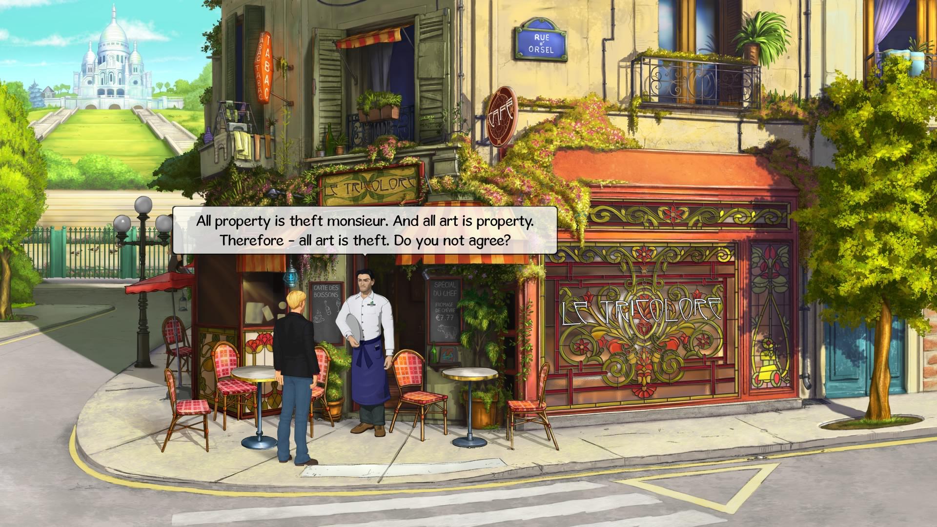 Broken Sword 5 screenshot 12