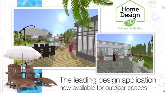 Home Design 3D Outdoor & Garden Screenshot