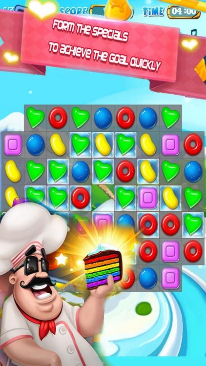 Amazing Candy Master: Match3 Edition