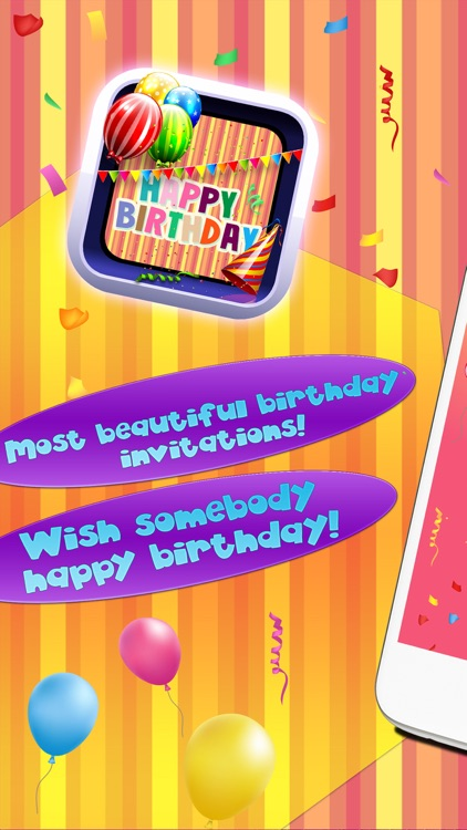 Happy Birthday Card Creator Best Greeting ECards And Invitations Maker For