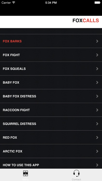 REAL Fox Sounds and Fox Calls for Fox Hunting (ad free) BLUETOOTH COMPATIBLE