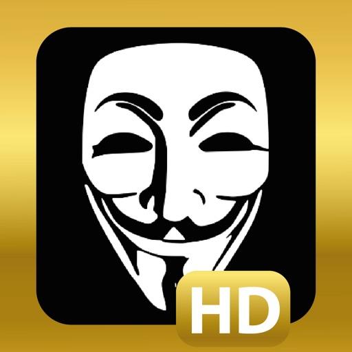 Baixar Papéis de parede Anonymous Hacker para iOS