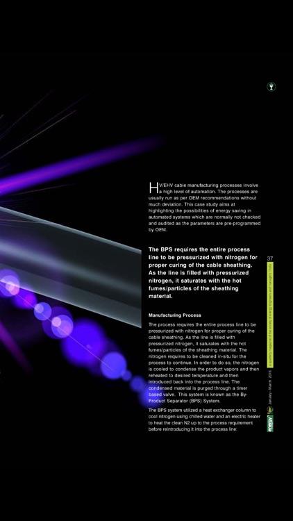 energy manager Magazine screenshot-4