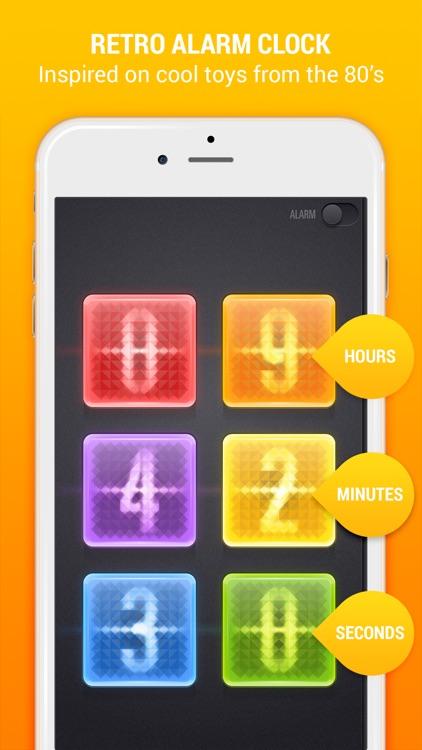 Fred O'Clock: Alarm Clock with Retro Games screenshot-0