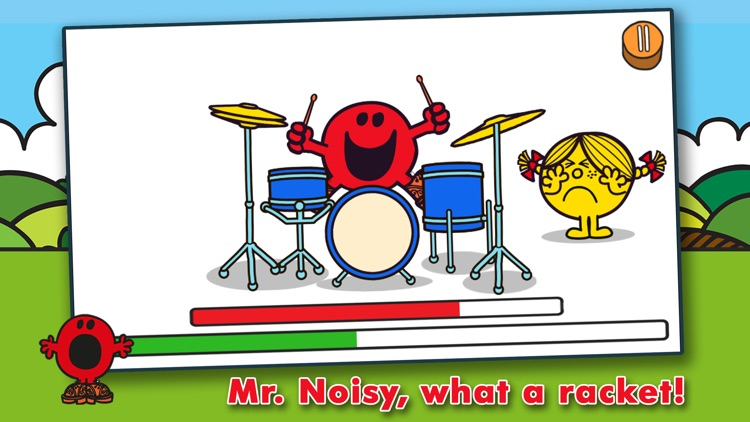 Mr Men: Mishaps & Mayhem screenshot-4