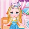 公主化妆游戏:美美公主夏目的杂货店小店 昭和的美丽日记物语