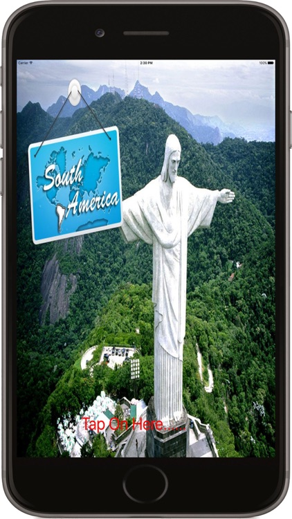 South America Travel - Map Navigation & Transport