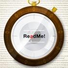 ReadMe! - Read eBooks more quickly & easily! (PDF + ePub) icon
