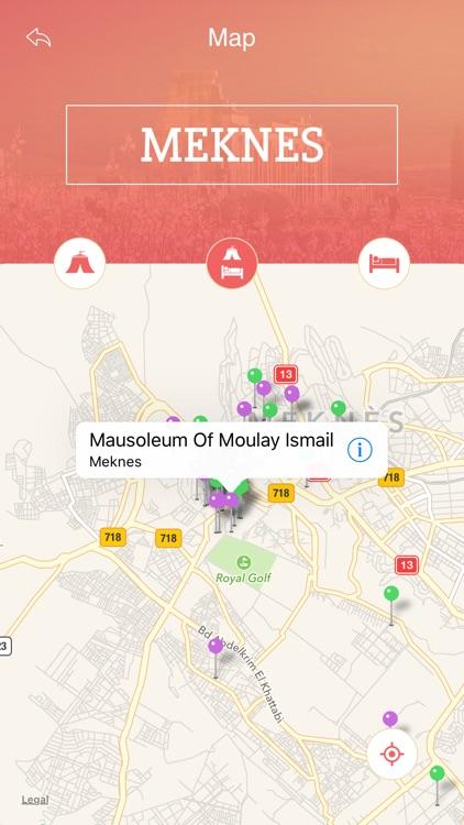 Meknes City Guide screenshot-3