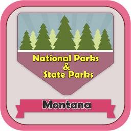 Montana - State Parks & National Parks