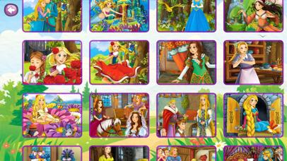 Princesses & Girls Jigsaw Puzzle