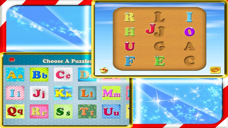 ABC All In One - Preschool Alphabet Games Collection screenshot-4
