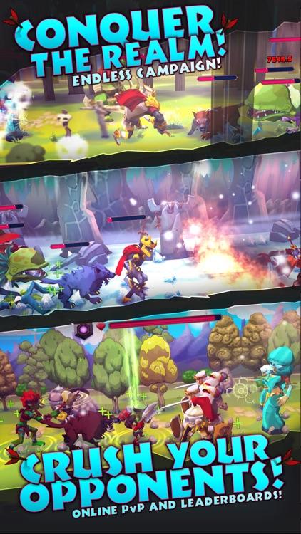 Heroes of Havoc screenshot-0