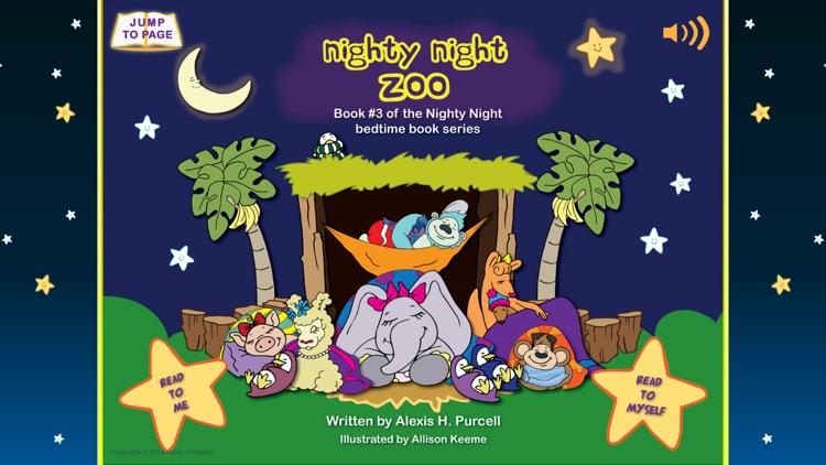 Nighty Night Zoo
