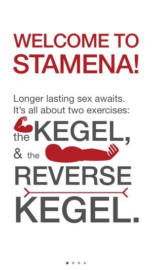 reverse kegels results