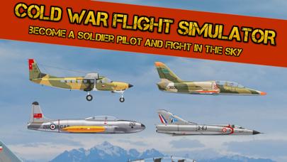 Cold War Flight Simulatorのおすすめ画像1