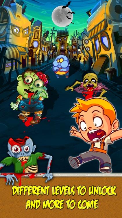 Dungeon Zombie Quest 5 - Amazing Hunter Zombie Tsunami Game screenshot-3